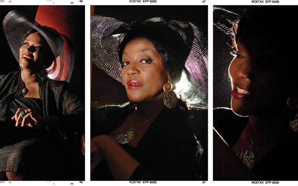 New York Jazz Singer, Ora Reed