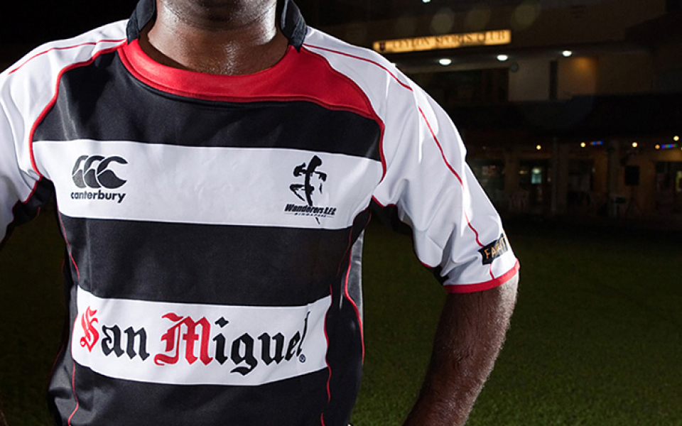 Rugby club campaign