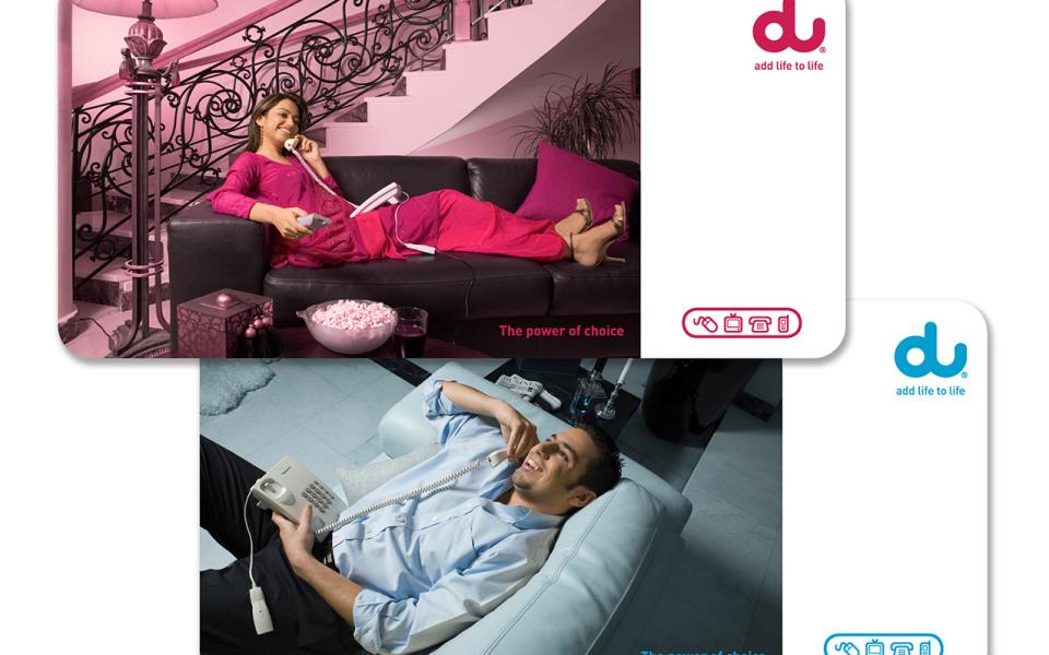 du Telecom campaign (UAE)