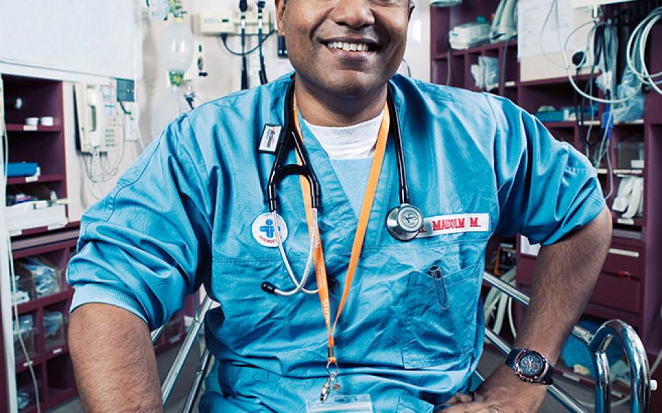 NHS staff I