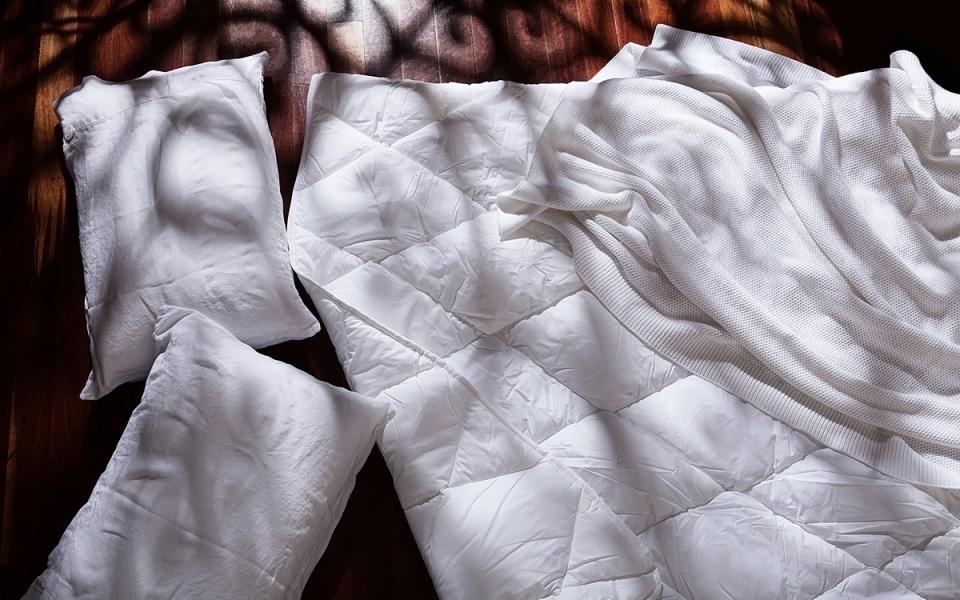 European bedding set