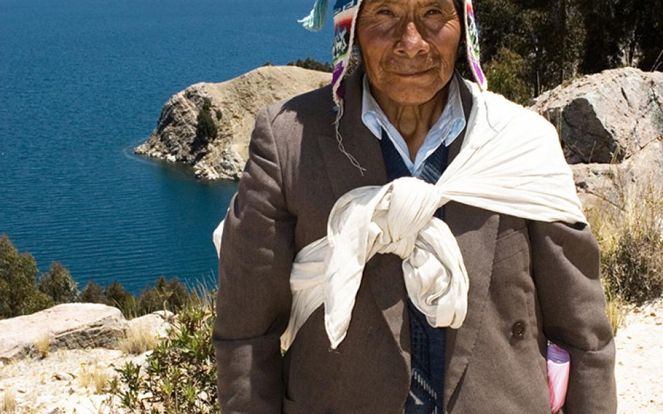 Lake Titicaca, Bolivia (2005)
