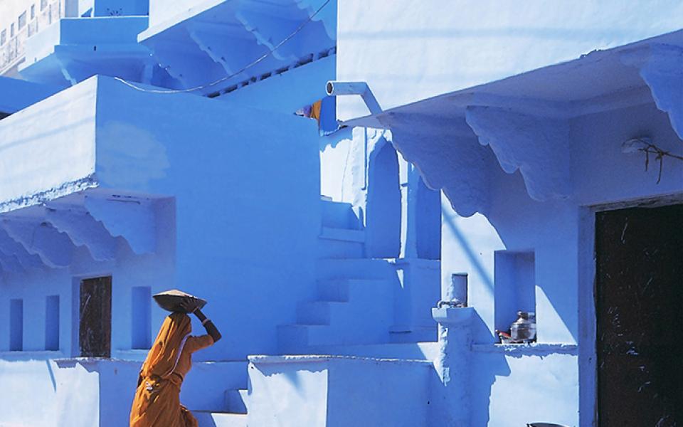 Pushkar, India (2001)