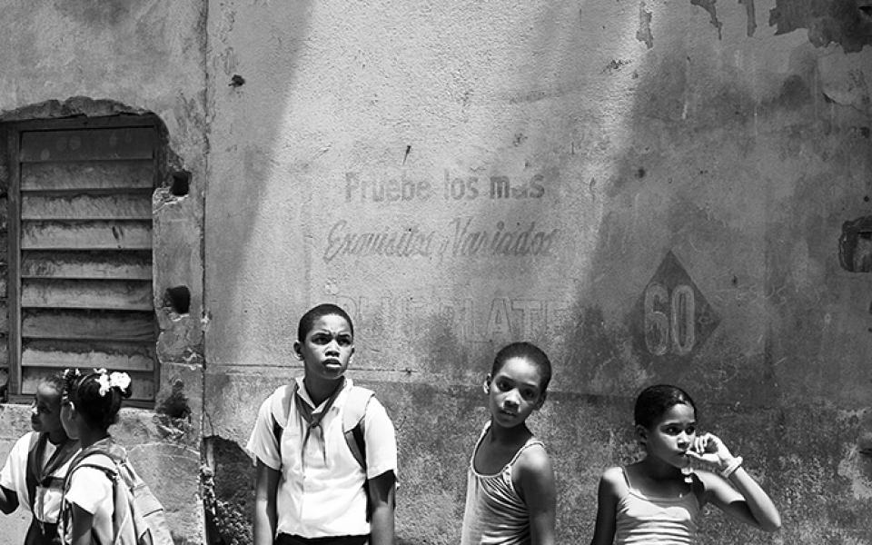 School kids – Havana, Cuba (2008)