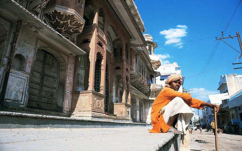 Jaipur, India (2001)
