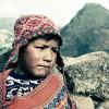 Boy at Incan ruins (2005)