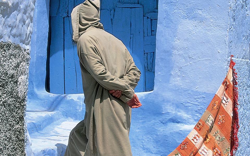 Chefchaouen, Morocco (2003)