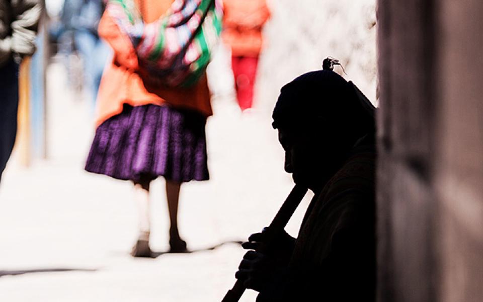 Morning music – Peru, (2005)