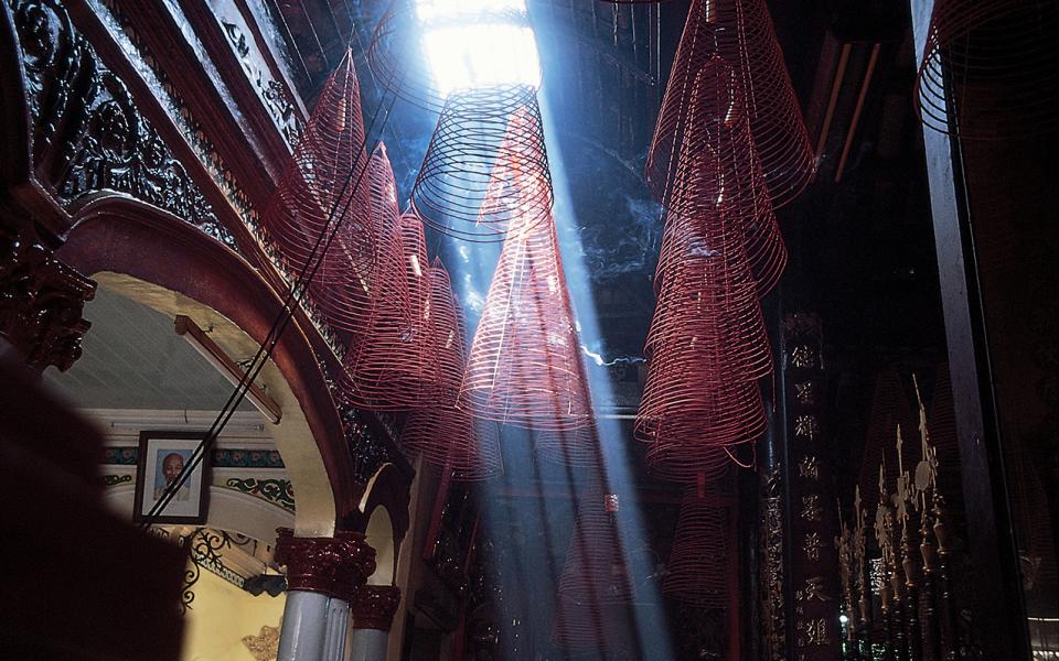 Temple – Ho Chi Minh City (2000)