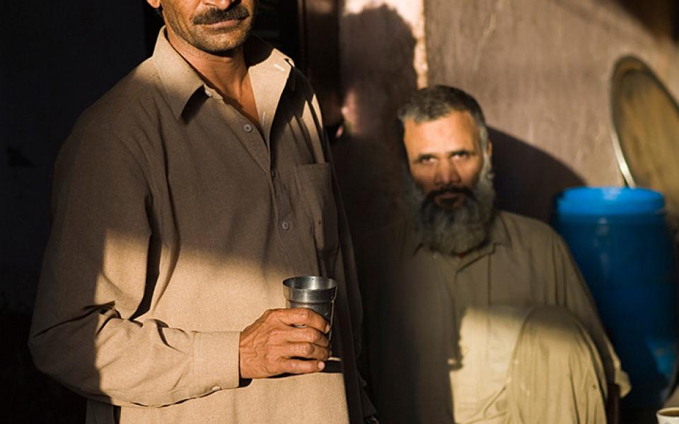 Tea house – Lahore, Pakistan (2006)