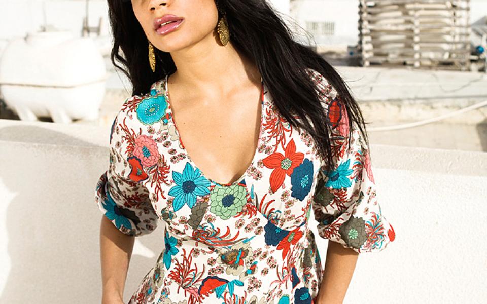 Dubai fashion shoot