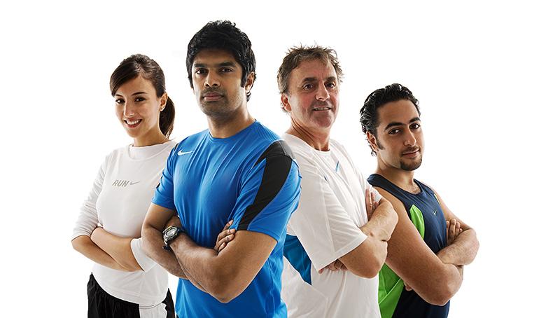 RAK Marathon ad campaign
