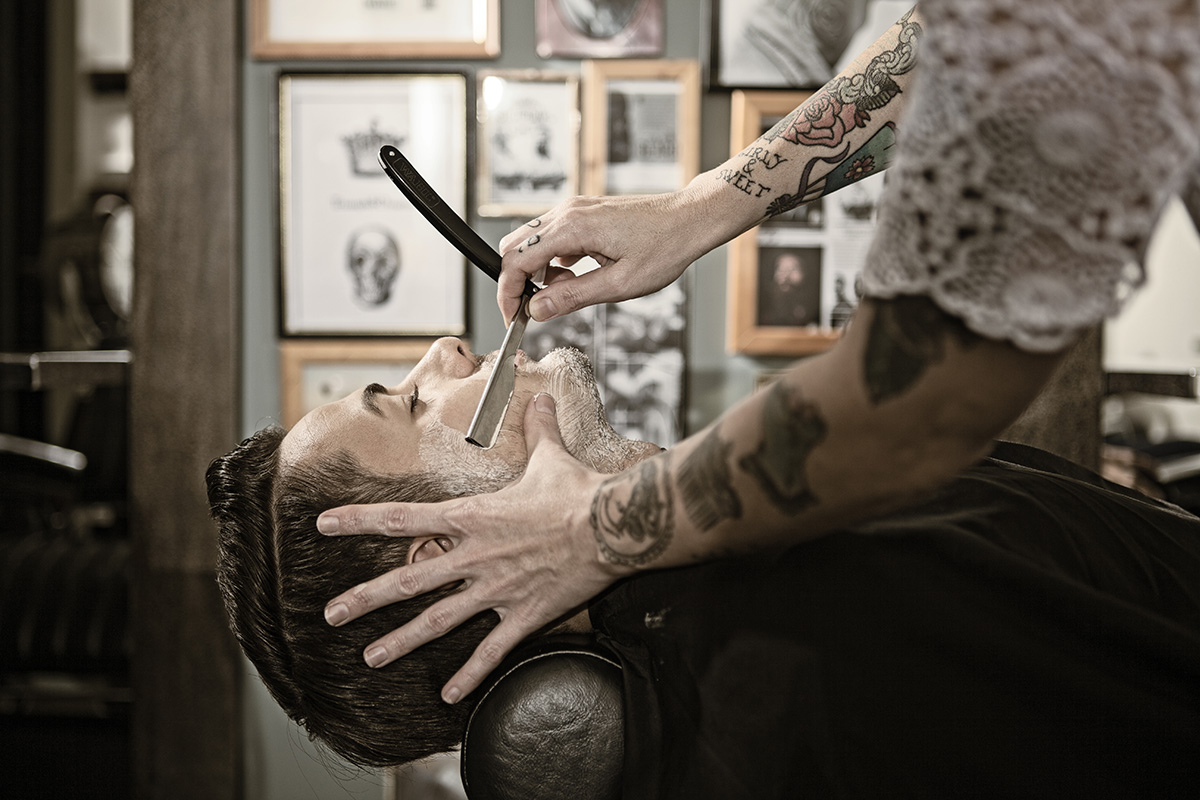 Brisbane-barber-lifestyle-photography-Photographer-Paul-Williams 3