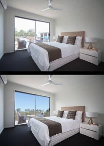 Interiors photography & retouching by Paul Williams photography, Gold Coast - Brisbane, Australia