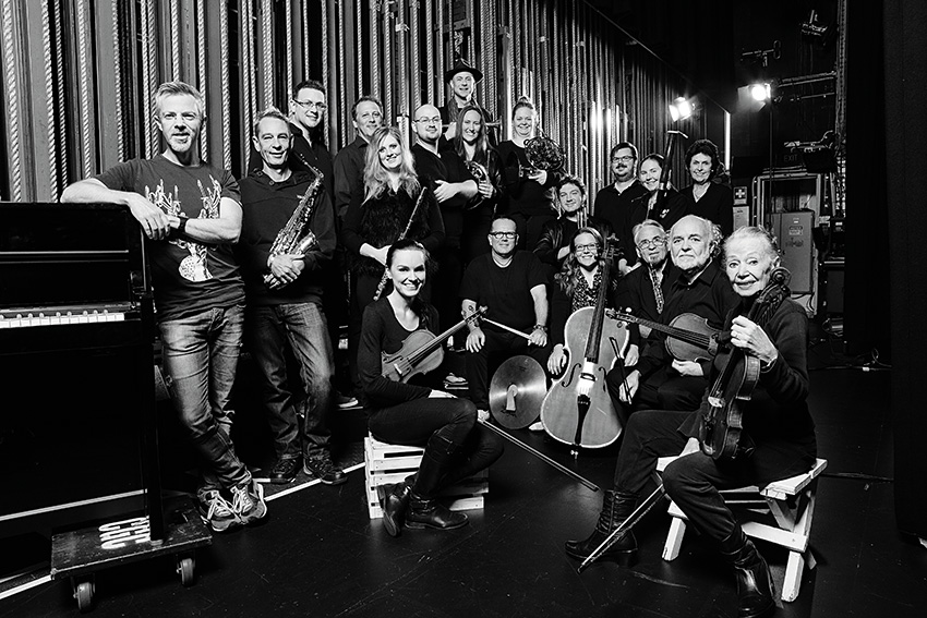 Orchestra portrait-Music photography-Music photographer-Band photography-Band photographer-Gold Coast-Australia-Brisbane-Music shoot-Band shoot