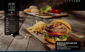 The Gold Coast Food Photography home page